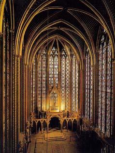 Art roman art gothique- les décors romans